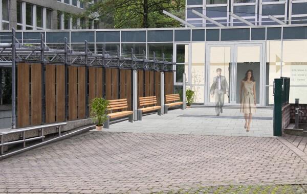 Architekt Wiederbelebung Immobilie
