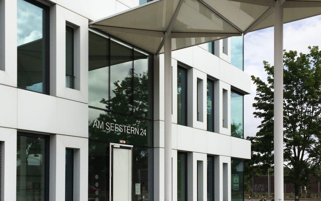 Mieterausbau. Modeunternehmen, Düsseldorf.