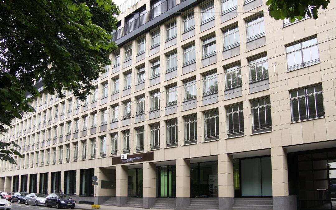 Mieterausbau. Notariat, Düsseldorf.
