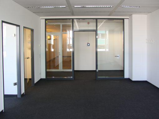 Mieterausbau. Bildungszentrum, Düsseldorf.