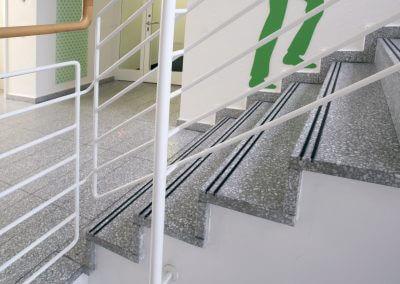 Treppensanierung Büro