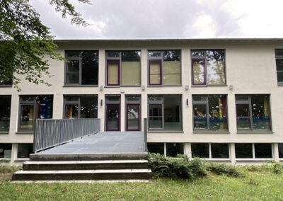 Schulkomplex Niersenberg, Kamp-Lintfort