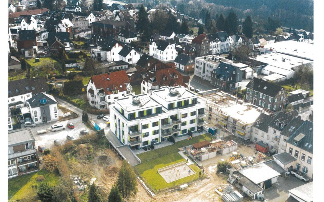 Mehrfamilienhäuser, Solingen